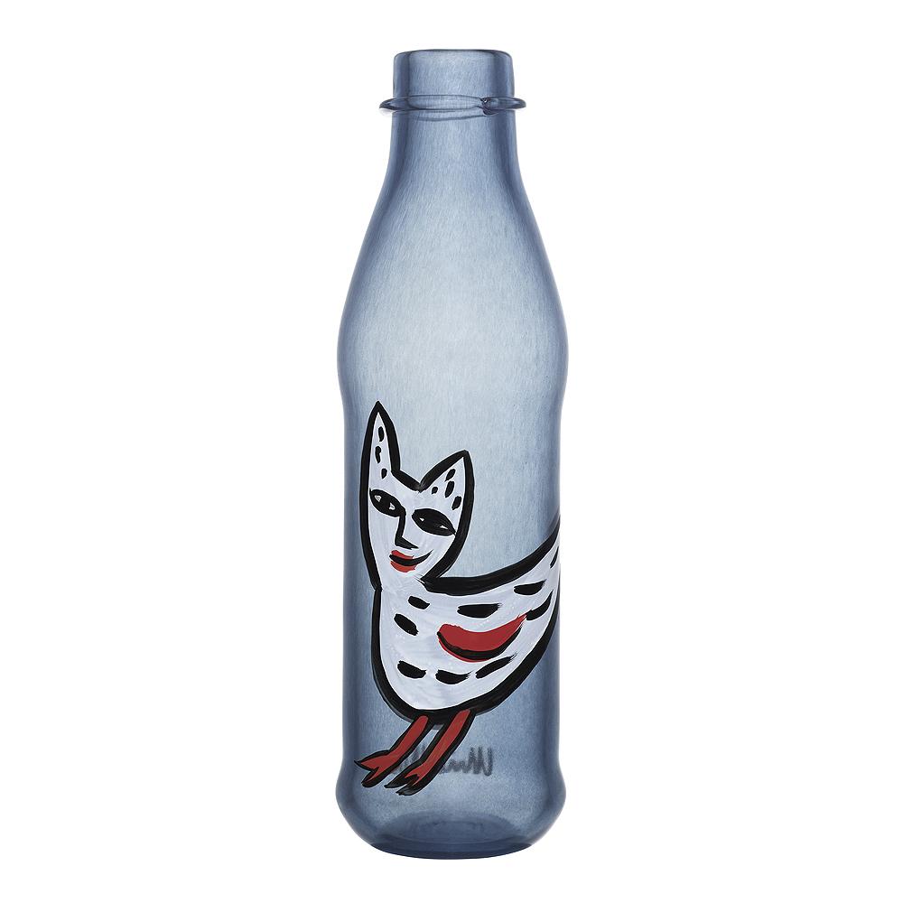Kosta Boda - UHV Hyllning 2020 PET-flaska Blå