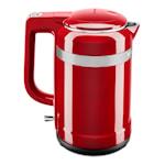 Design Collection Vattenkokare 1,5 L Röd