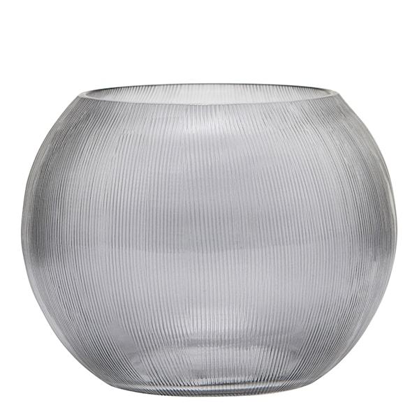 Chub Ljushållare rund 8 cm Grå