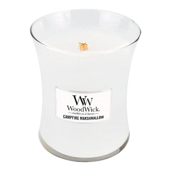 WoodWick Doftljus Campfire Marshmallow Medium 100 h