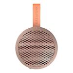 aGo Högtalare Bluetooth Ivory Sand/Roséguld