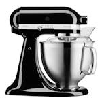 Artisan Kjøkkenmaskin 4,8 + 3 L + Tilbehør Svart