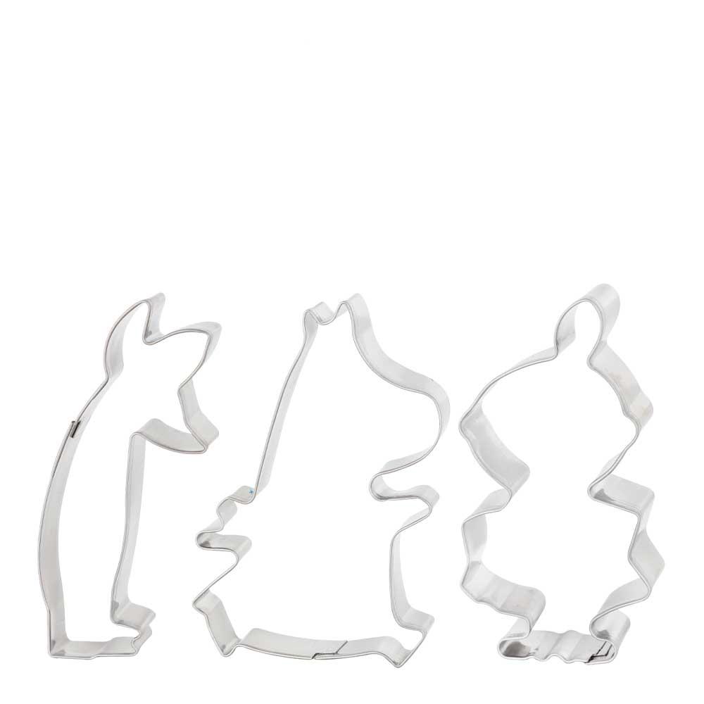 Martinex - Lilla My Pepparkaksform 17 cm 3-pack