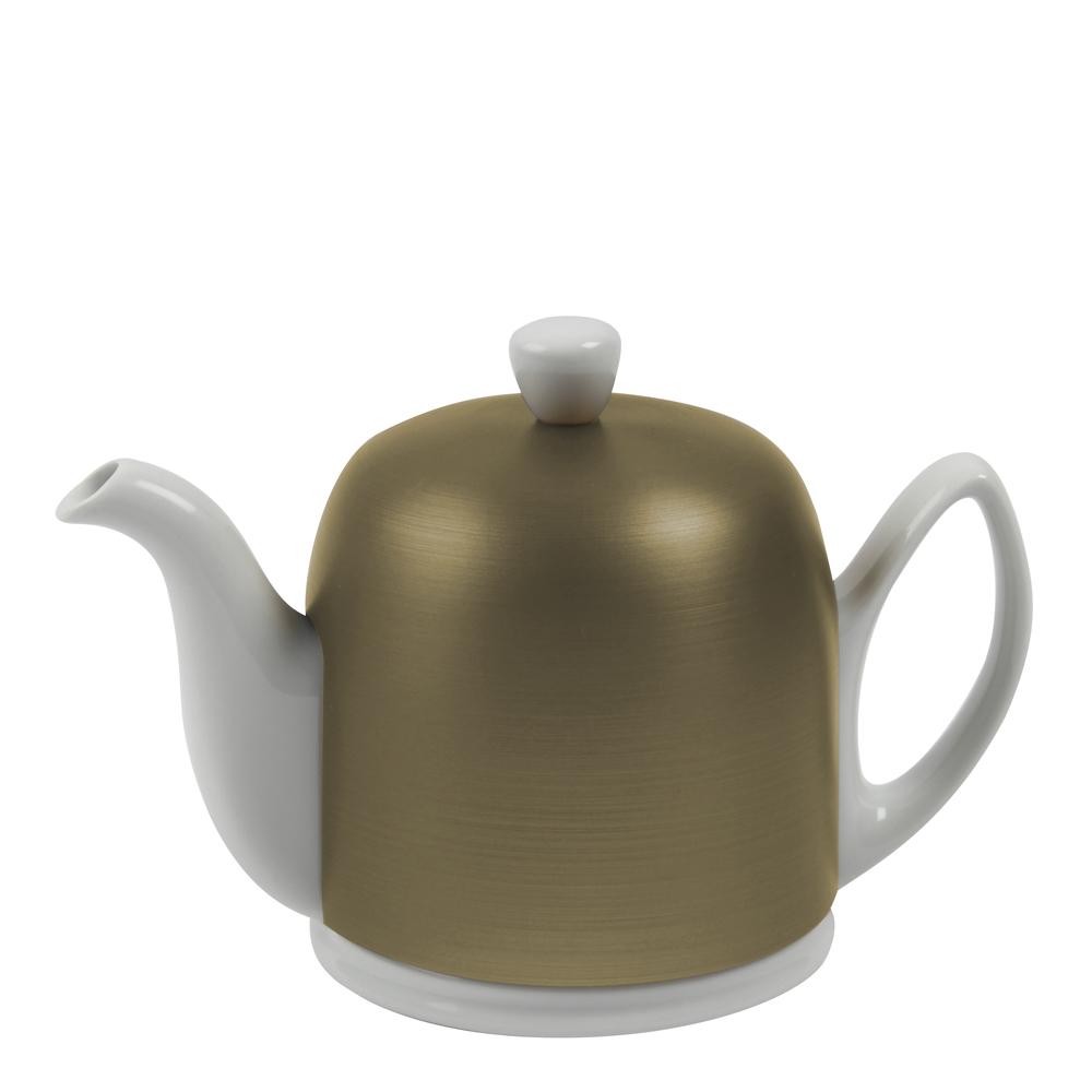Degrenne - Salam Tekanna 0,7 L  Blanc Bronze
