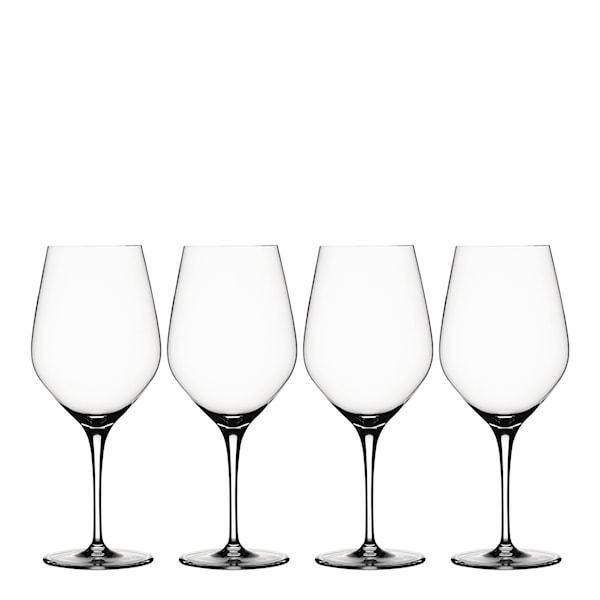 Spiegelau Authentis Bordeaux 65 cl 4-pakning