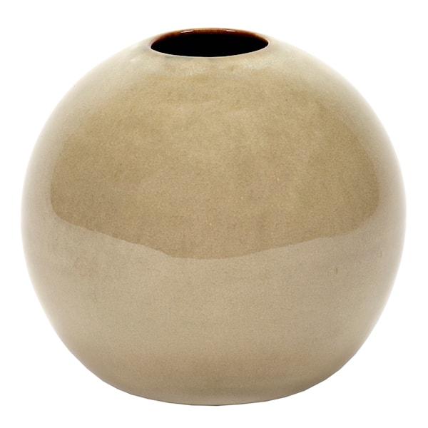 Ball Vas Keramik 14 cm