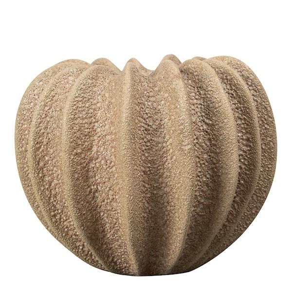 By On Beach Vase 16x13 cm Beige