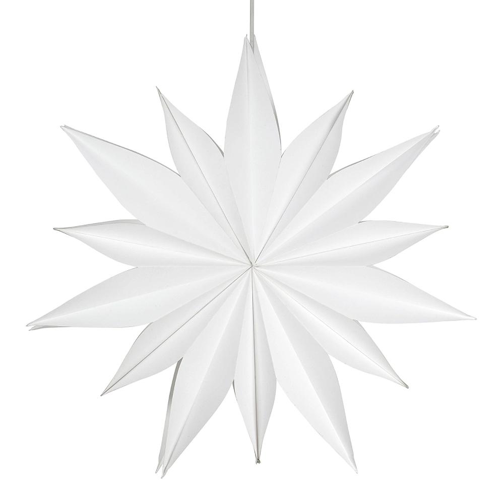PR Home - Sirius Stjärna 60 cm Vit