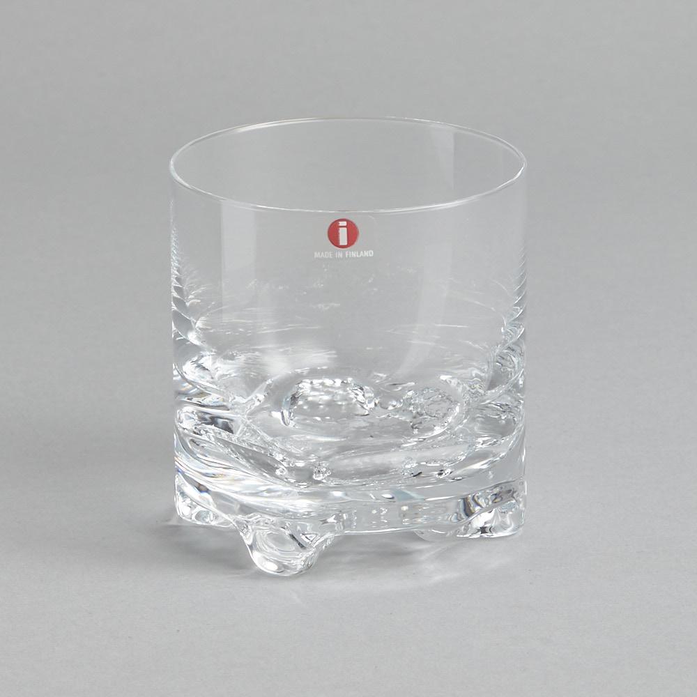 """Iittala - """"Gaissa"""" Selterglas 9 st"""