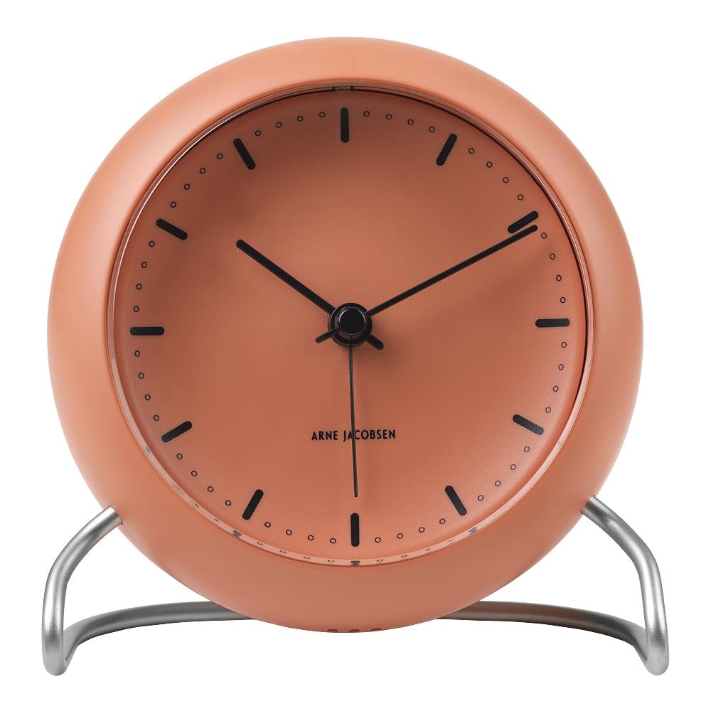Arne Jacobsen - City Hall Bordsur 11 cm Orange