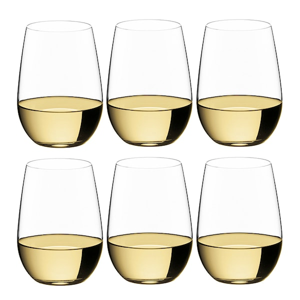 Riedel O Wine Riesling/Sauvignon Blanc 37 cl 6-pack