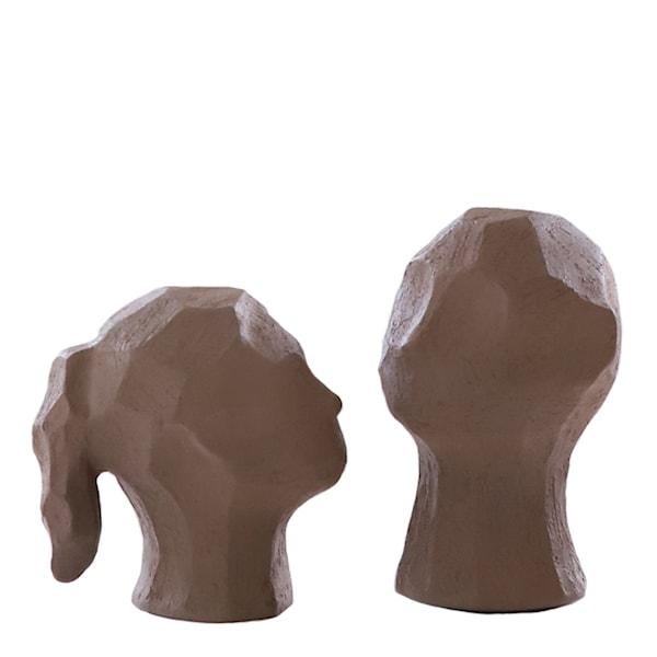 Benedict & Amal Skulptur Earth