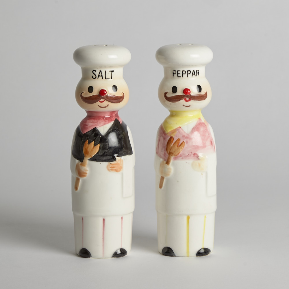 Vintage - Salt och Peppar Kar