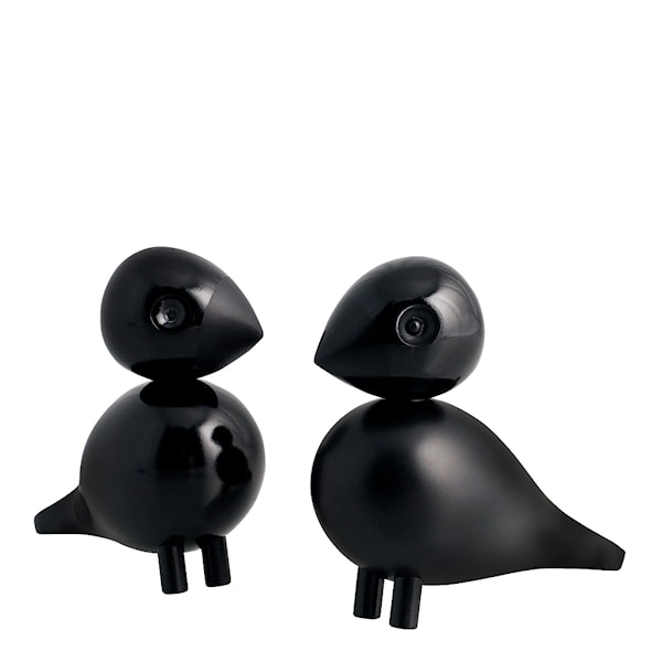 Lovebirds Lys/Mørk eik