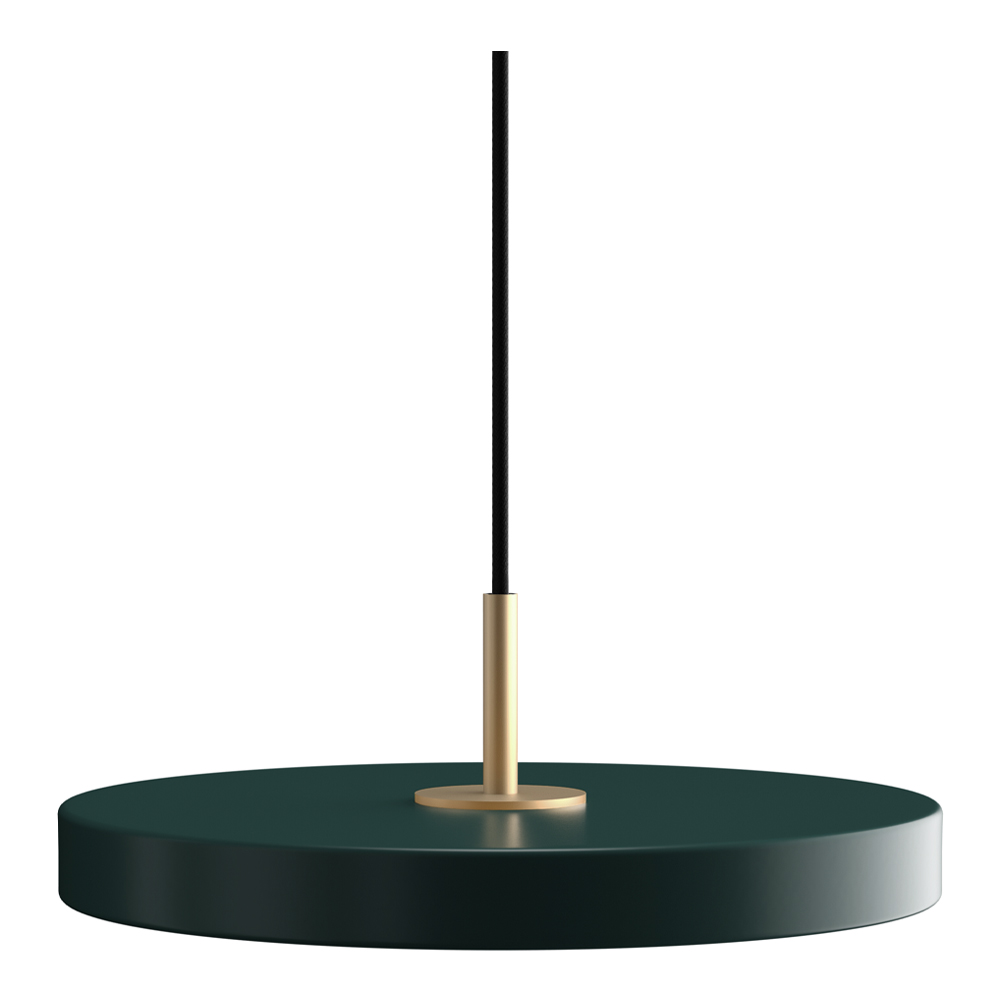 Umage - Asteria Taklampa med sladd mini 31 cm Skogsgrön