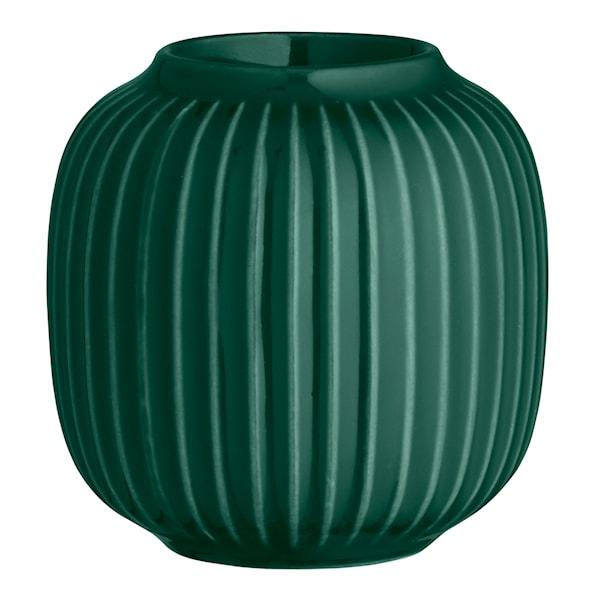 Hammershøi Ljuslykta 9 cm Grön