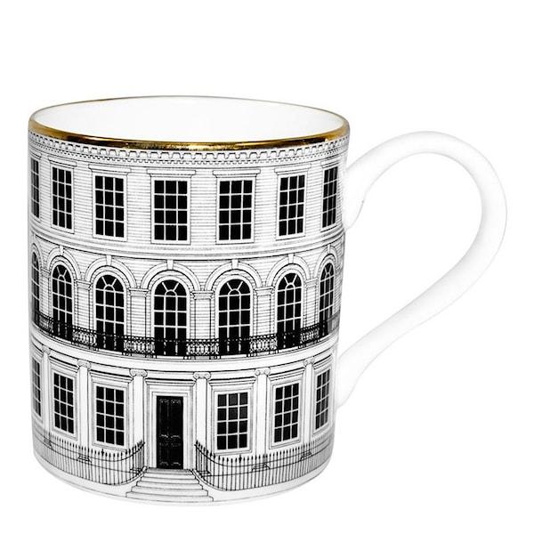Majestic Mug Beautiful Buildings 40 cl