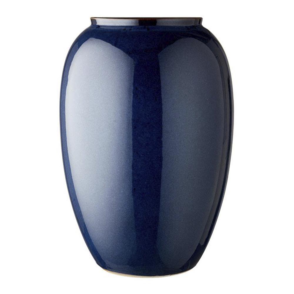 Bitz - Keramikvas 50 cm Mörkblå