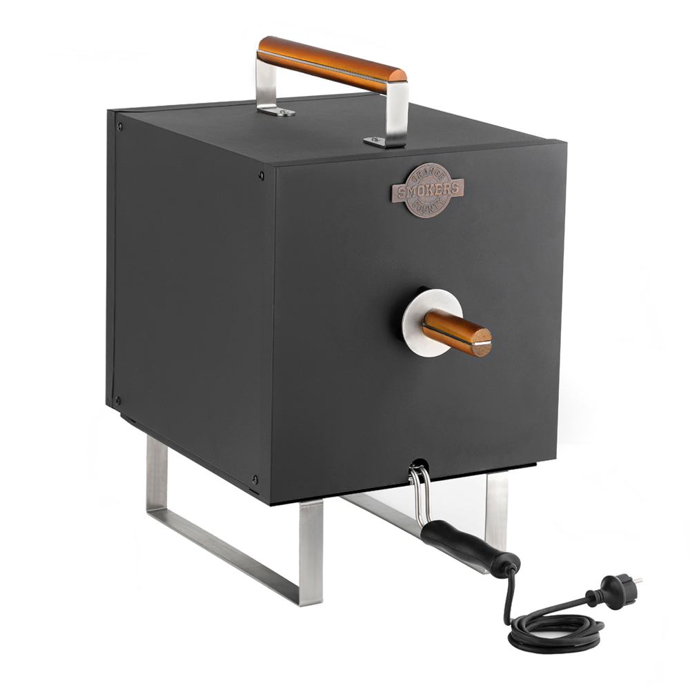 ORANGE COUNTY SMOKERS - Elrök 1 lager Svart