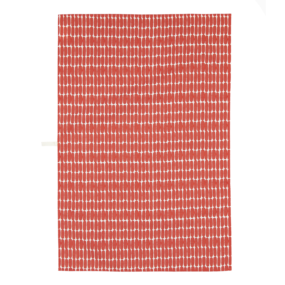 Marimekko - Alku Handduk 47x70 cm Röd