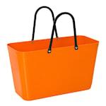 Hinza Väska Plast Stor Orange