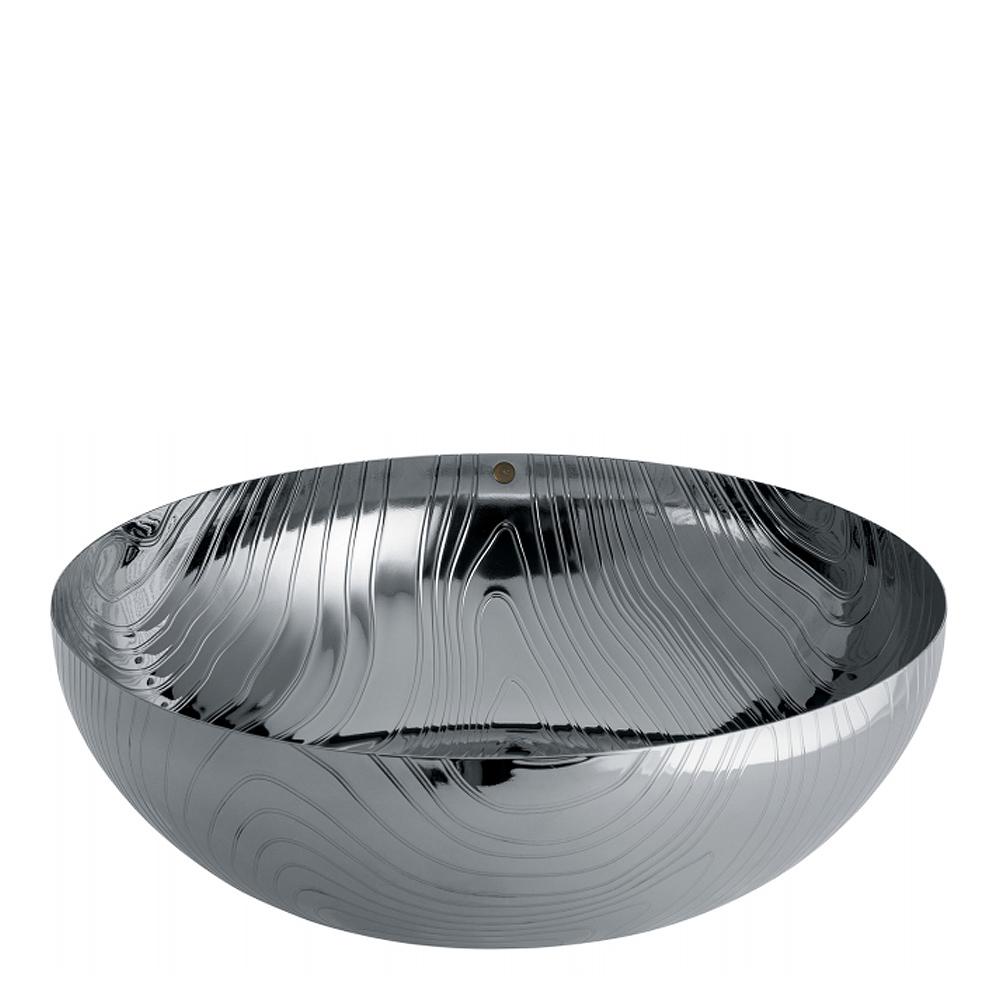 Alessi - Veneer Skål 29 cm Blankpolerad