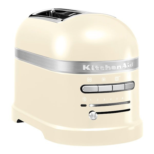 KitchenAid Artisan Brödrost 2 skivor Creme
