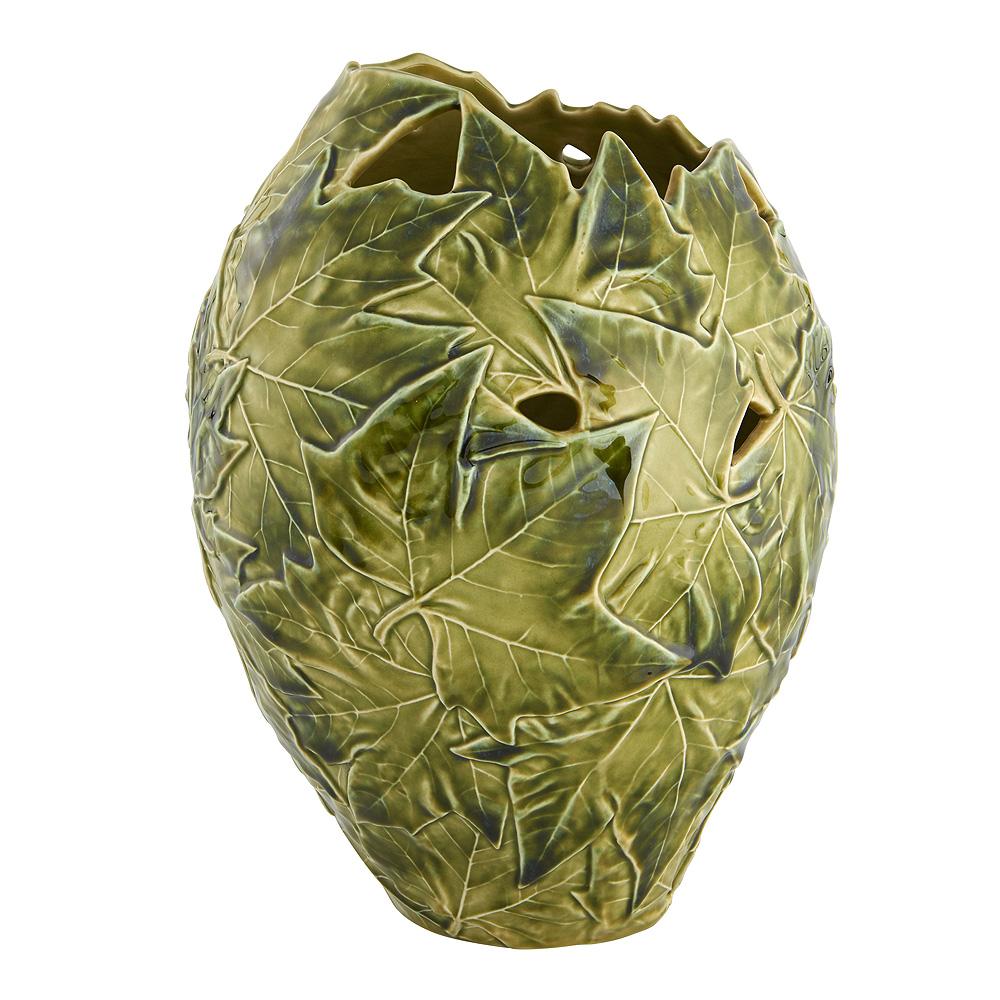 Bordallo Pinheiro - Plátanos Vas 23,5 cm