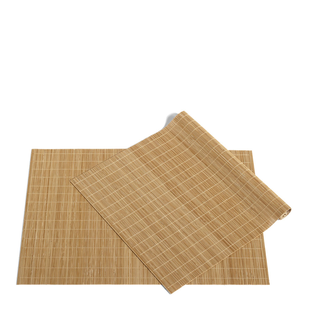 Hay - Tabletter Bamboo 44x31 cm 2-pack  Natur