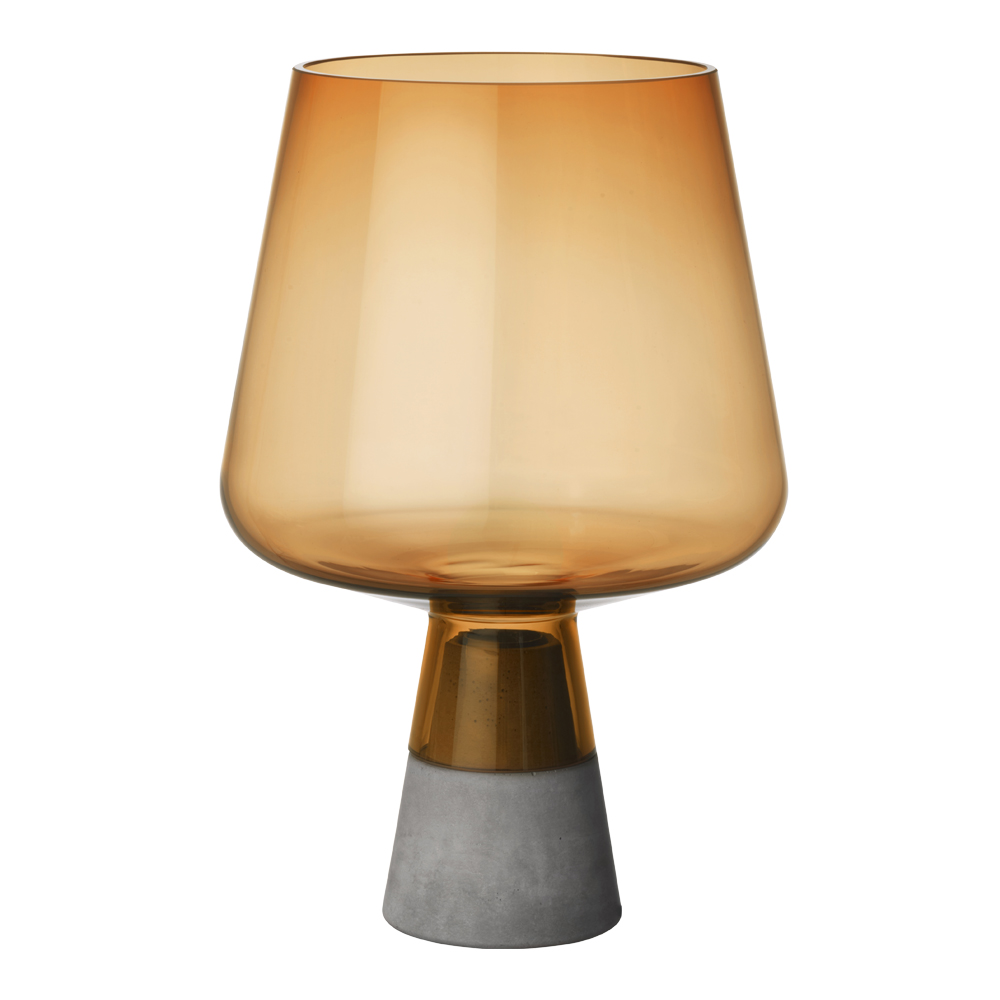 Iittala - Leimu Lampa 30x20 cm Koppar