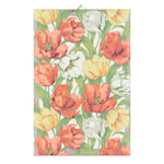 Blommande Tulpaner Handduk 40x60 cm