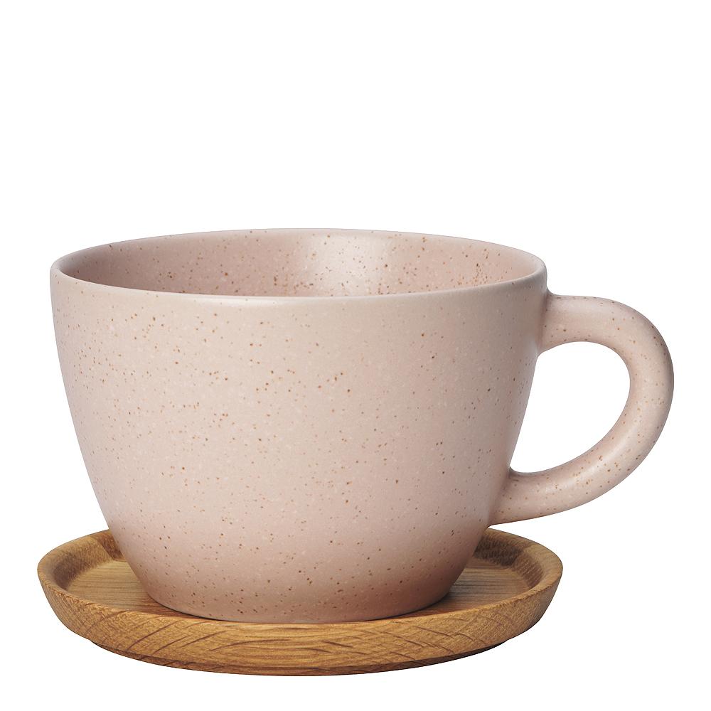 Höganäs Keramik - Mugg/träfat 50 cl Vildros