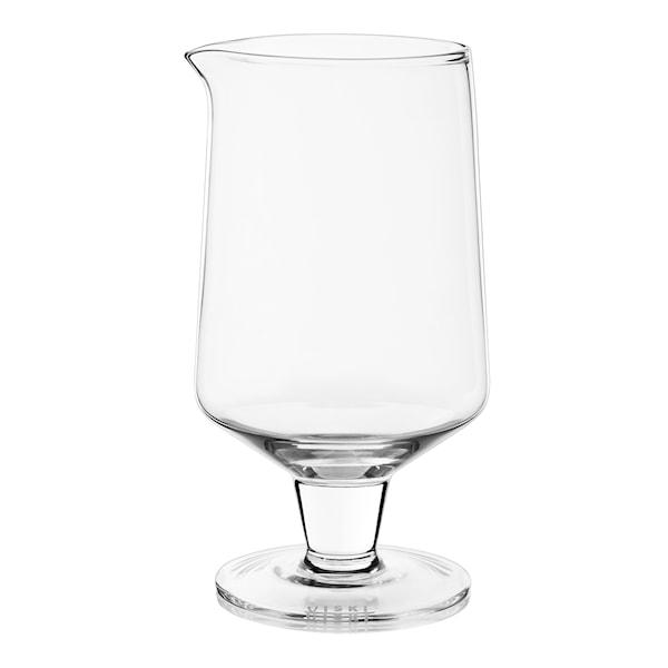 Professional Rörglas med fot