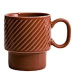 Coffee & More Kaffemugg 25 cl Terrakotta