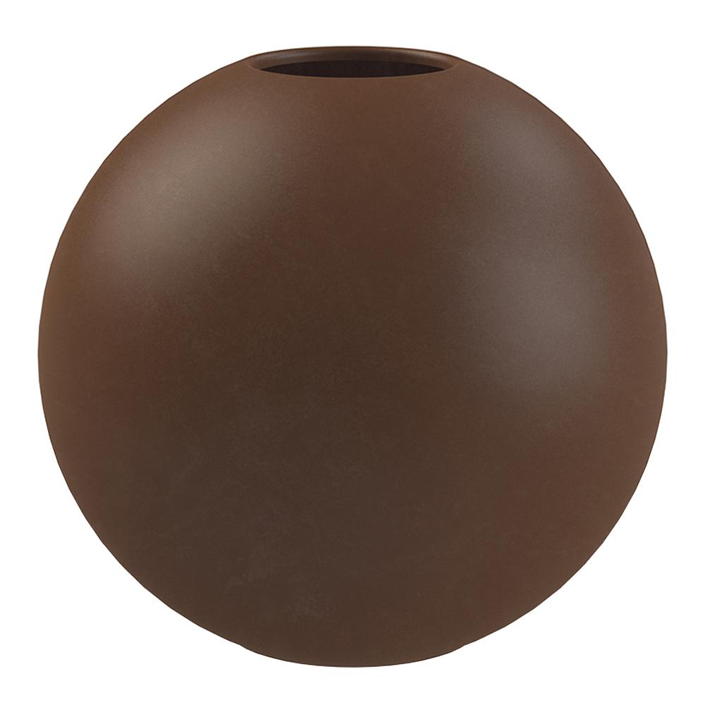 Cooee - Ball Vas 10 cm Coffee
