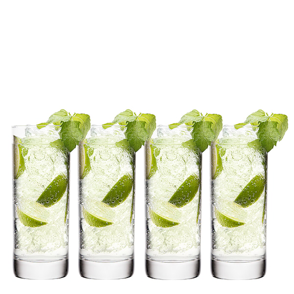 Table Top Stories Bar Drinkglas 40 cl 4-pack
