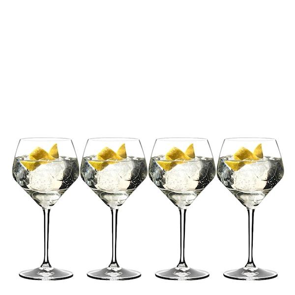 Extreme Gin- och Tonicglas 4-pack