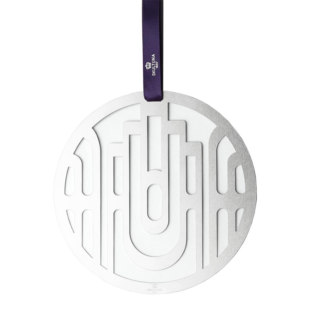 Skultuna - Pynt Empire Silver