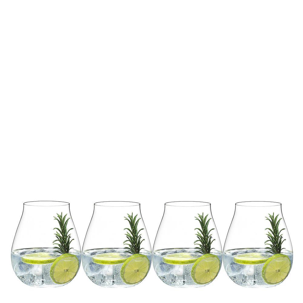 Riedel - O Wine Gin- och Tonicset 4-pack