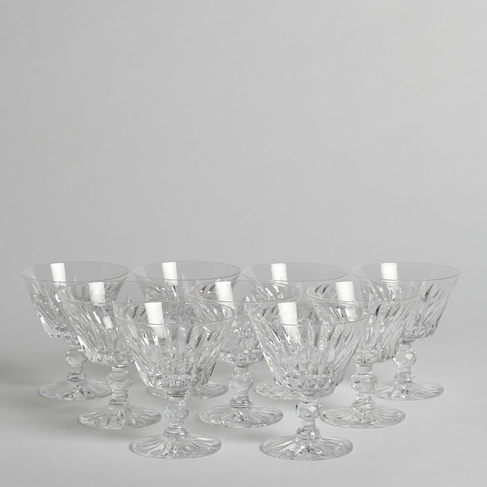 Kosta Boda - Sherryglas i Kristall 9 st