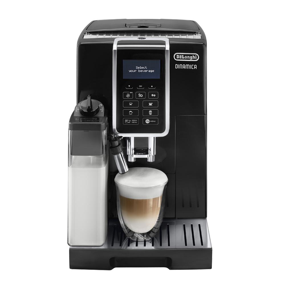 Delonghi - Dinamica Kaffemaskin  Svart