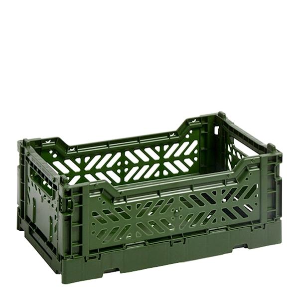 Hay Förvaringslåda Colour Crate S  Khaki