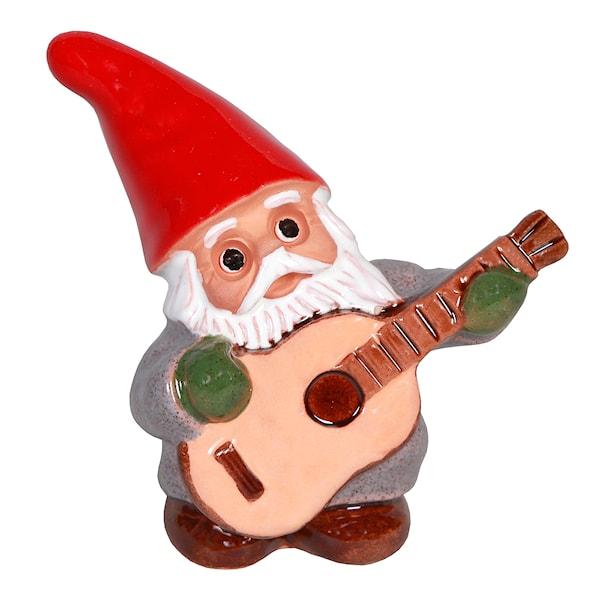 Microtomte med gitarr 7 cm