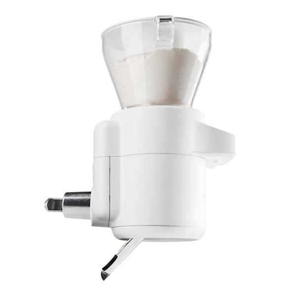 Digital Köksvåg och Sikt upp till  1000 g Vit
