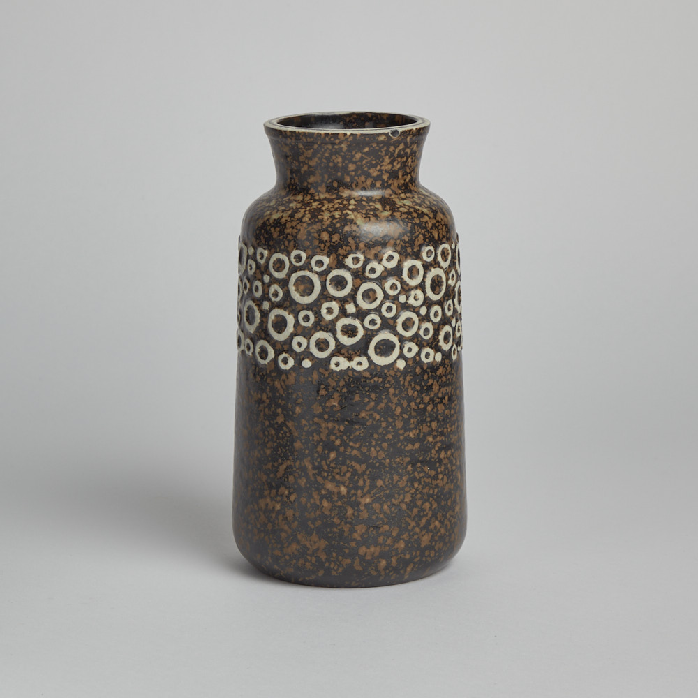 """Gustavsberg - Vas """"Kreta"""" av Britt Louise Sandell"""