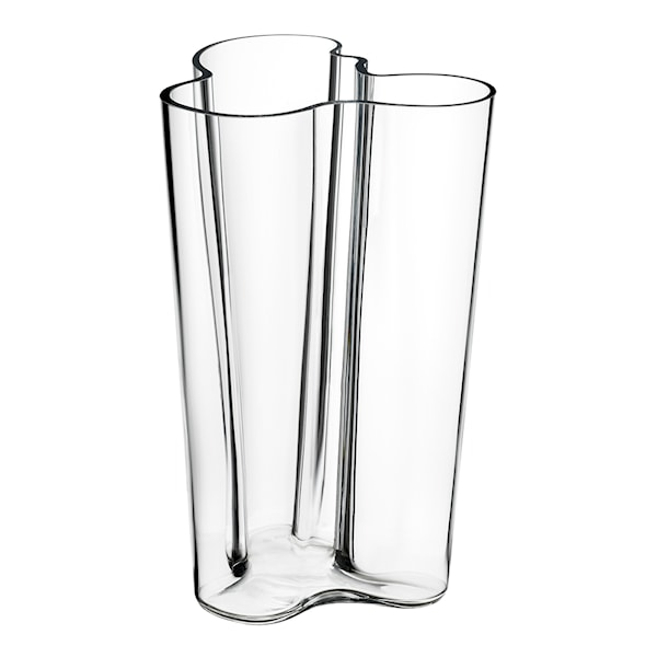 Iittala Alvar Aalto Collection Vase 25,1 cm Klar