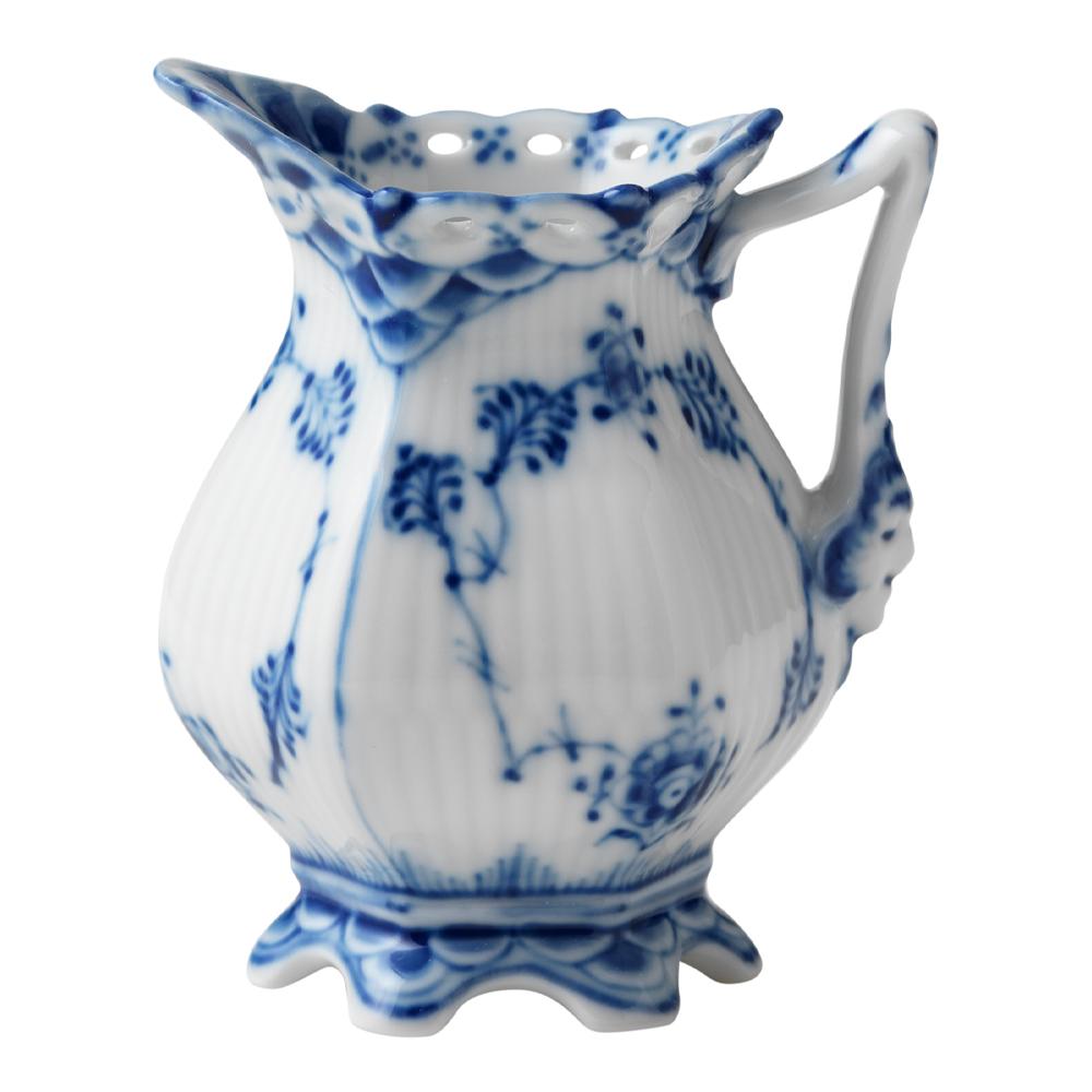 Royal Copenhagen - Blue Fluted Full Lace Mjölkkanna 7 cl