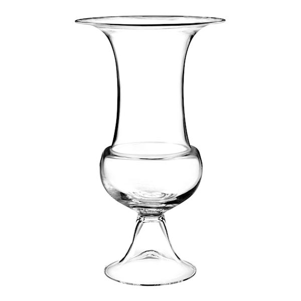 Old English Vas 60 cm Klar