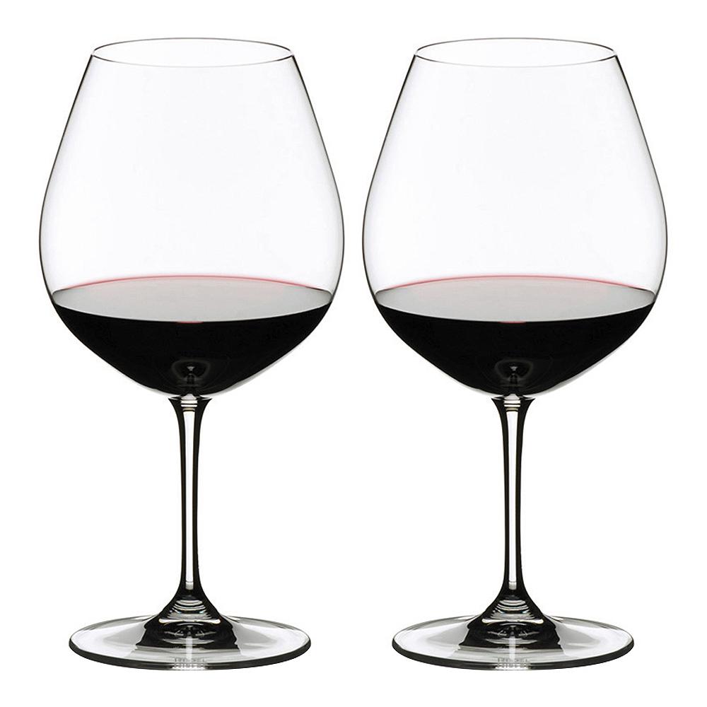 Riedel - Vinum Pinot Noir Burgundy 2-pack