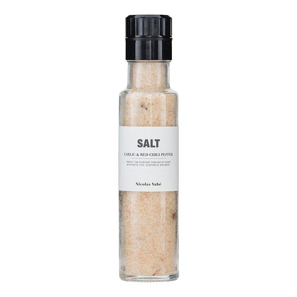 Salt Vitlök & Röd Chilipeppar 325 g